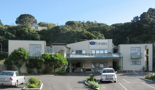 Lower Hutt Motel Image