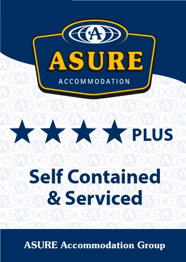 4 Plus Star Rated Accommodation